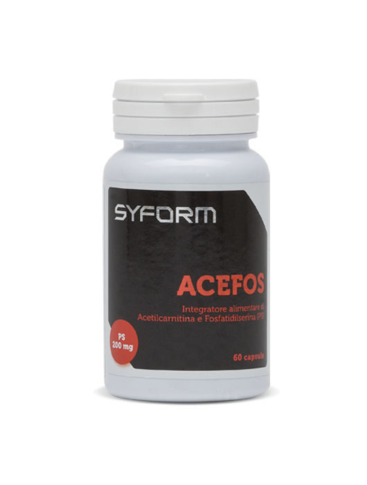 Syform Acefos 60 capsule