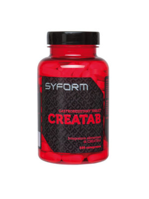 Syform Creatab - Creatina compresse