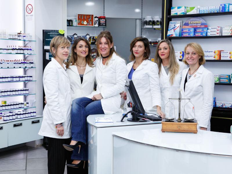 Farmacia Mamone Torino - Staff Farmacia Dott. ssa Luciana Mamone