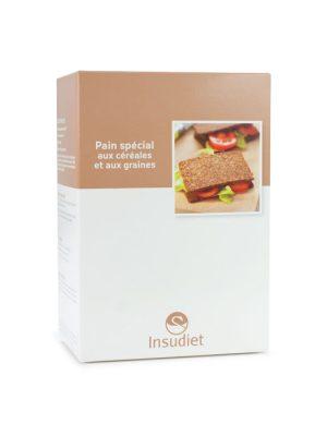 Insudiet - Pane pronto ai cereali
