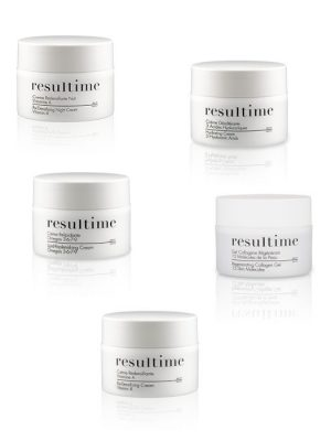 Creme viso - Resultime