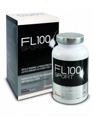 Ethicsport fl100-sport Contro l'acidosi lattica