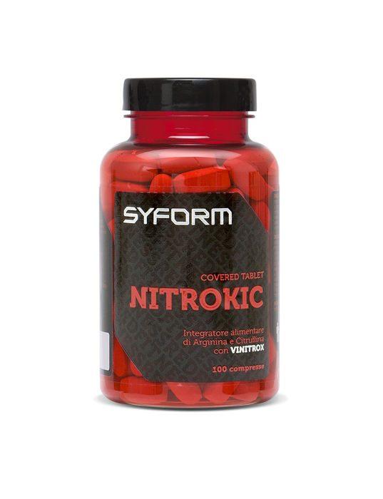 Syform Nitrokic - funzioni cardiovascolari