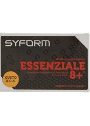 Syform Essenziale 8+ buste istantanemente solubile