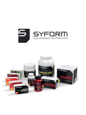 Syform integratori alimentari - Torino farmacia - Integratori sport Syform