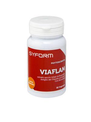 Syform Viaflam - Azione antinfiammatoria
