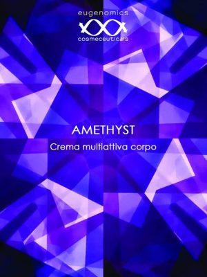 Eugenomics Amethyst - Crema multiattiva corpo