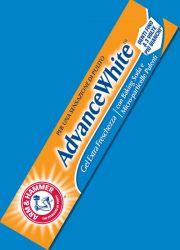Advance white Gel extra freschezza Arm and Hammer