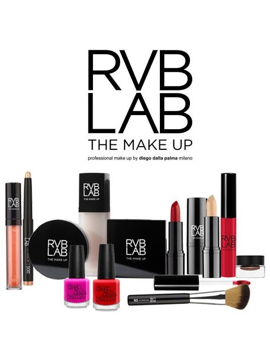 RVB LAB by Diego Dalla Palma - the make up