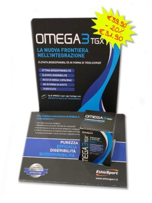OMEGA 3TGX® - 90 softgel