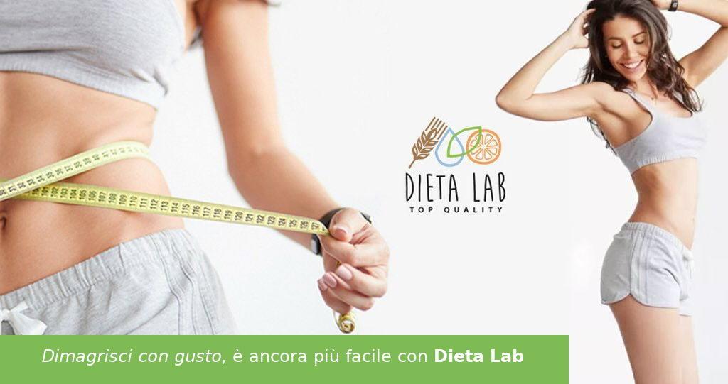 Dimagrisci con gusto con Dieta Lab
