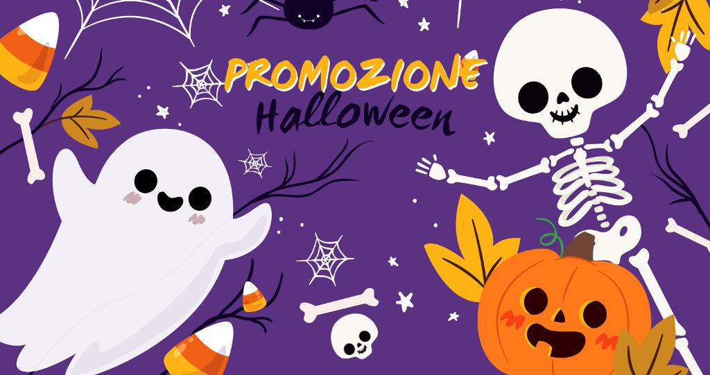 Promozione Halloween: previeni l'osteoporosi. Prenota il test!