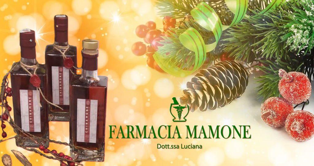 A Natale regala il liquore Chinamone