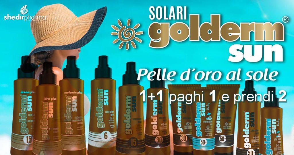 27 Luglio – Giornata promozionale Golderm Sun