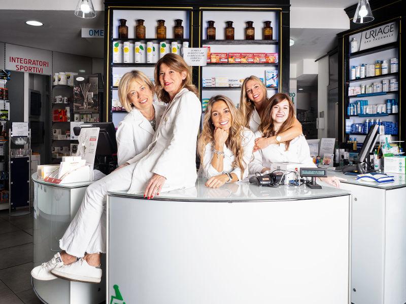 Dottoresse Farmacia Mamone 2019 - Torino